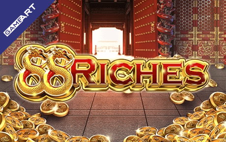88 Riches Gameart