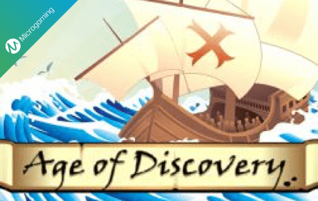 Age Of Discovery Slot Microgaming