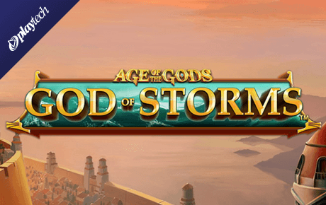 Age Of The Gods God Of Storms Playtech