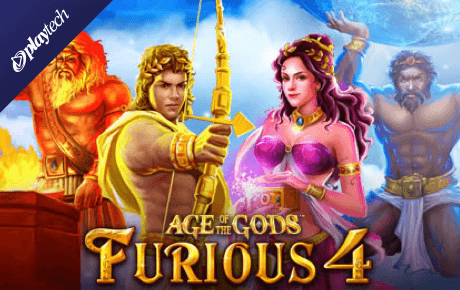 Age Of The Gods_ Furious 4 Playtech