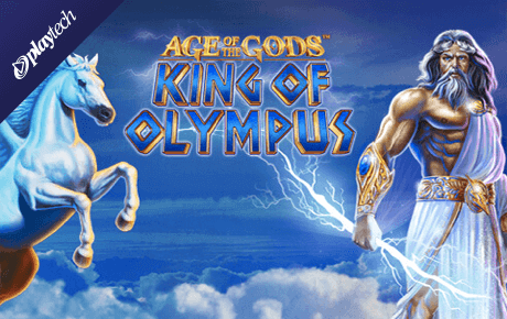 Age Of The Gods_ King Of Olympus Playtech