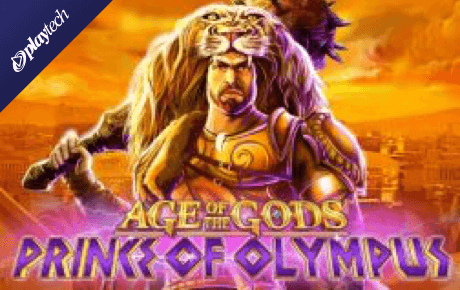Age Of The Gods_ Prince Of Olympus Playtech