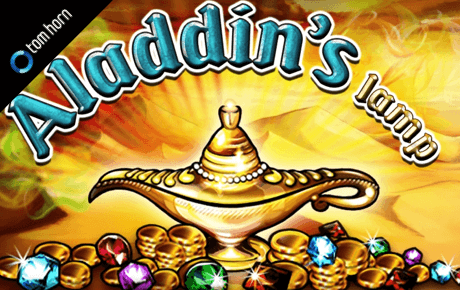 Aladdins Lamp Tom Horn Gaming