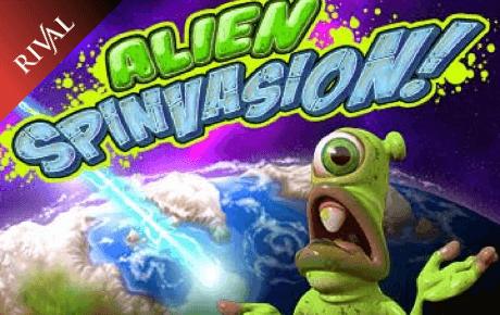 Alien Spinvasion Slot Rival