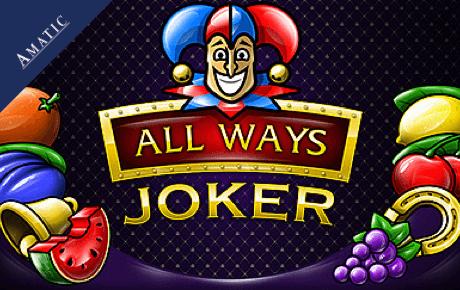 All Ways Joker Amatic Industries