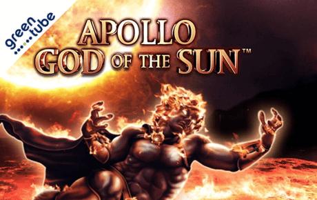 Apollo God Of The Sun Greentube