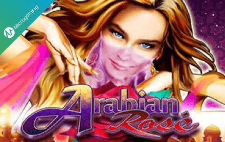 Arabian Rose Microgaming