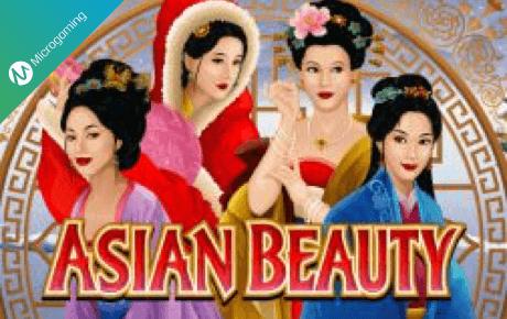 Asian Beauty Slot Microgaming