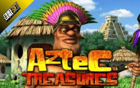 Aztec Treasures Slot Betsoft