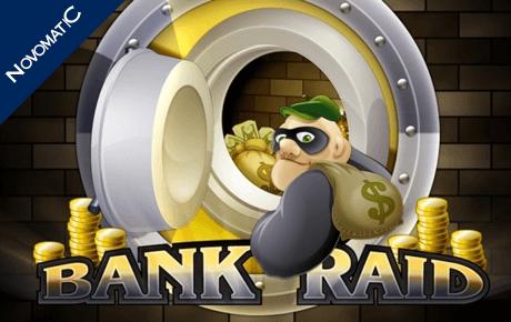 Bank Raid Novomatic