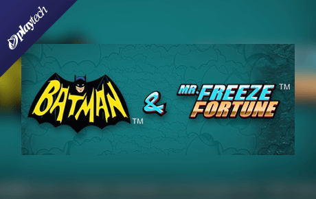 Batman And Mr Freeze Fortune Playtech