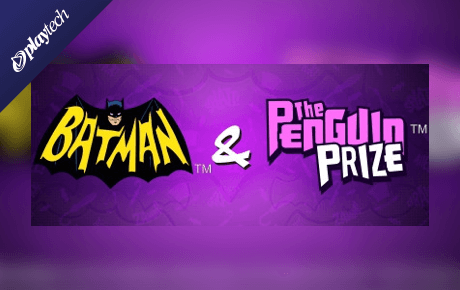 Batman And The Penguin Prize Playtech