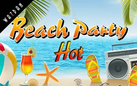 Beach Party Hot Wazdan