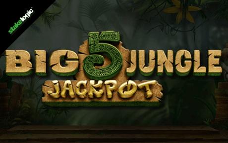 Big 5 Jungle Jackpot Stakelogic