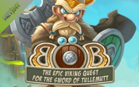 Bob The Epic Viking Quest For The Sword Of Tullemutt Netent