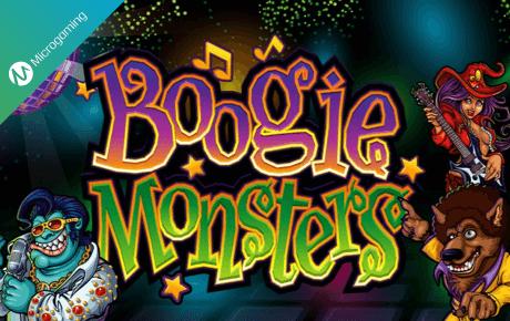 Boogie Monsters Microgaming