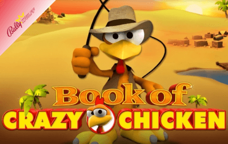 Book Of Crazy Chicken Bally Wulff