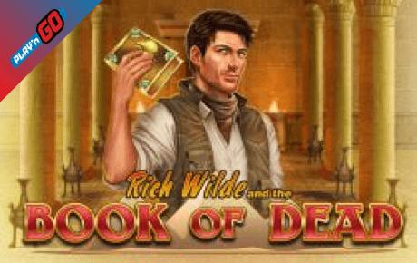Book Of Dead Slot Playn Go