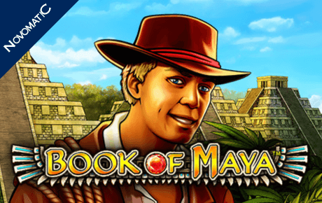 Book Of Maya Novomatic