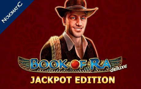 Book Of Ra Deluxe Jackpot Edition Novomatic