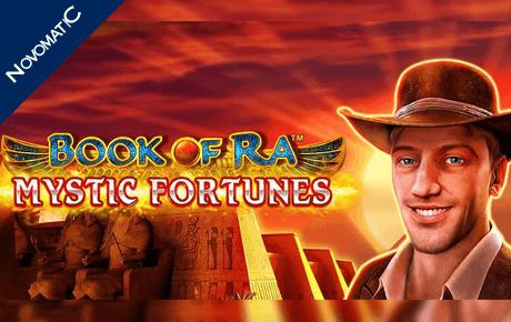 Book Of Ra Mystic Fortunes Novomatic