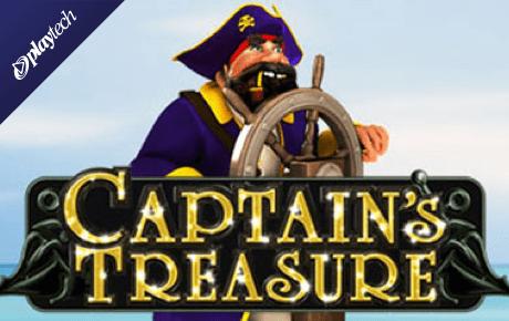 Captains Treasure Playtech