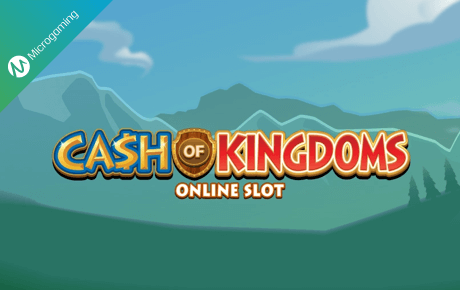 Cash Of Kingdoms Microgaming