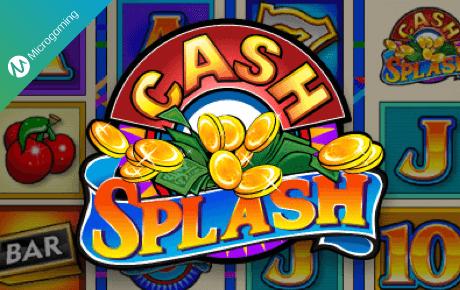 Cash Splash 5 Reel Microgaming