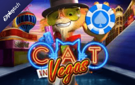 Cat In Vegas Playtech