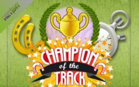 Champion Of The Track Netent