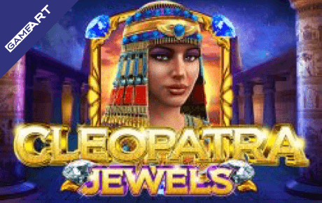 Cleopatra Jewels Slot Gameart