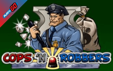 Cops And Robbers Slot Playn Go