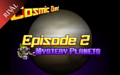 Cosmic Quest Ii Mystery Planets Rival
