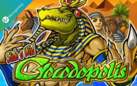 Crocodopolis Slot Microgaming