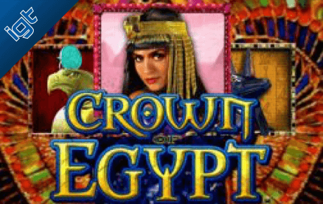Crown Of Egypt Slot Igt Wagerworks
