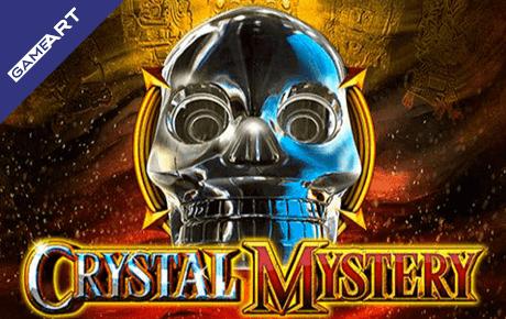 Crystal Mystery Gameart