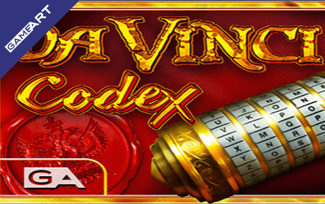 Da Vinci Codex Gameart
