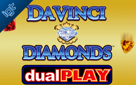Da Vinci Diamond Dual Play Igt Wagerworks
