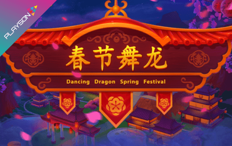 Dancing Dragon Spring Festival Playson