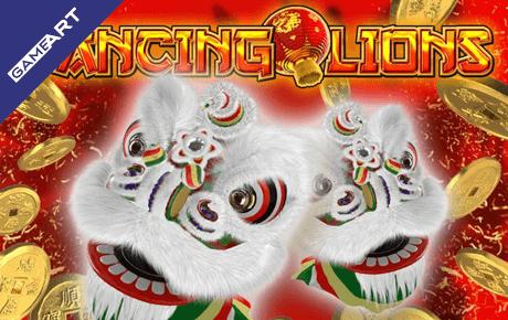 Dancing Lions Gameart
