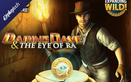 Daring Dave N The Eye Of Ra Playtech