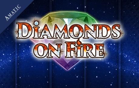 Diamonds On Fire Amatic Industries