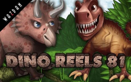 Dino Reels 81 Wazdan