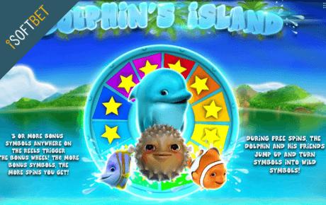 Dolphins Island Isoftbet