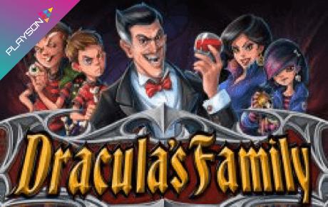Draculas Family Slot Playson