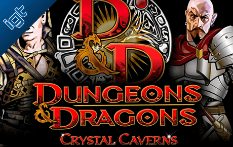 Dungeons And Dragons_ Crystal Caverns Slot Igt Wagerworks