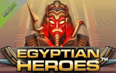Egyptian Heroes Slot Netent