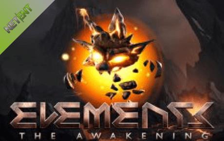 Elements The Awakening Netent