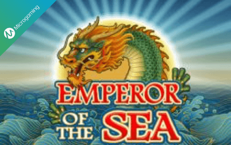 Emperor Of The Sea Slot Microgaming