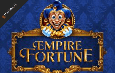 Empire Fortune Slot Yggdrasil Gaming